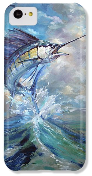 Sailfish And Frigate IPhone 5c Case