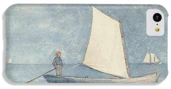 Sailing A Dory IPhone 5c Case