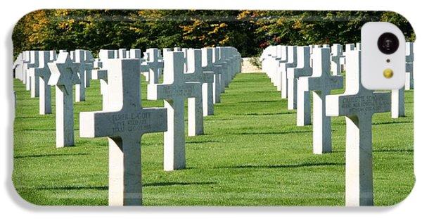 Saint Mihiel American Cemetery IPhone 5c Case