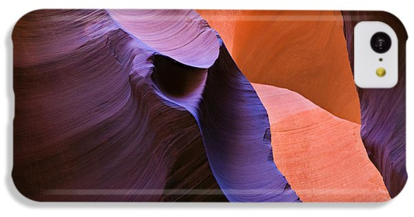 Desert iPhone 5c Case - Sandstone Apparition by Mike  Dawson