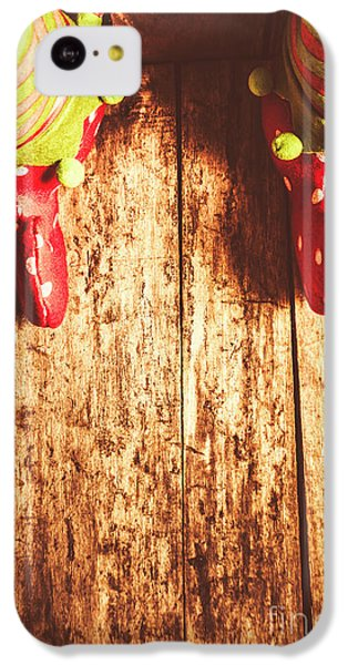 Elf iPhone 5c Case - Santas Little Helper by Jorgo Photography - Wall Art Gallery