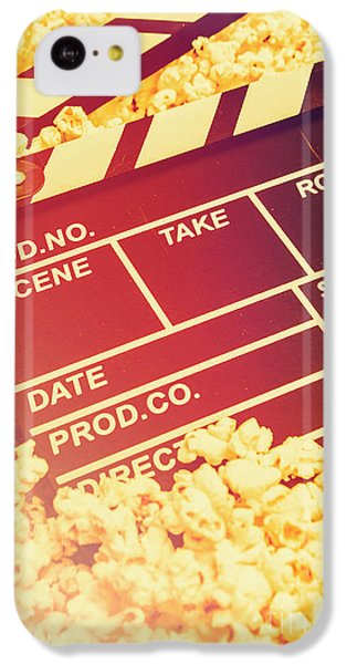 Scene From An American Movie IPhone 5c Case