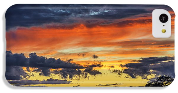 IPhone 5c Case featuring the photograph Scottish Sunset by Jeremy Lavender Photography