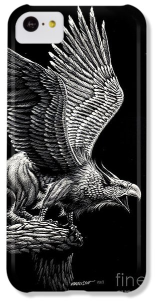 Screaming Griffon IPhone 5c Case