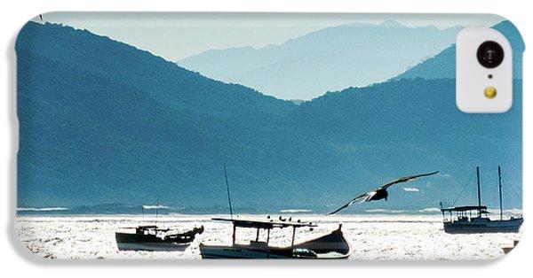 Sea And Freedom IPhone 5c Case by Martin Lopreiato