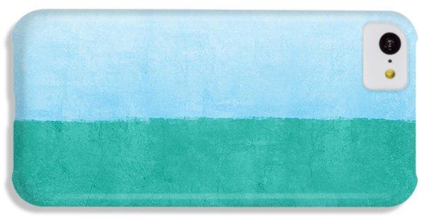 Beach iPhone 5c Case - Sea Of Blues by Linda Woods