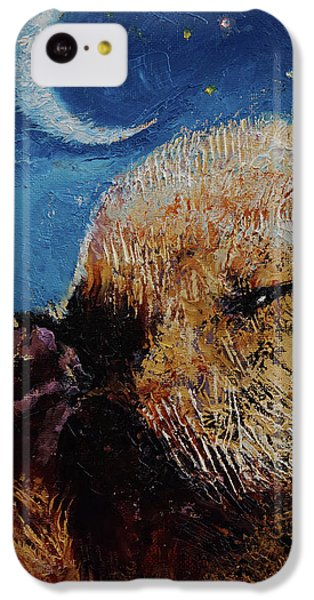 Sea Otter Pup IPhone 5c Case by Michael Creese