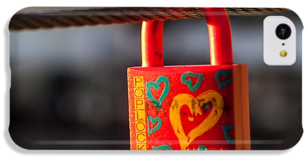 Valentines Day iPhone 5c Case - Sealed Love by Davorin Mance