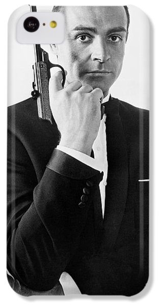 Sean Connery (1930-) IPhone 5c Case by Granger