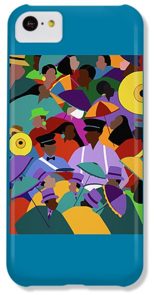 Second Line New Orleans IPhone 5c Case