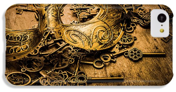Knight iPhone 5c Case - Secrets Of Rome by Jorgo Photography - Wall Art Gallery
