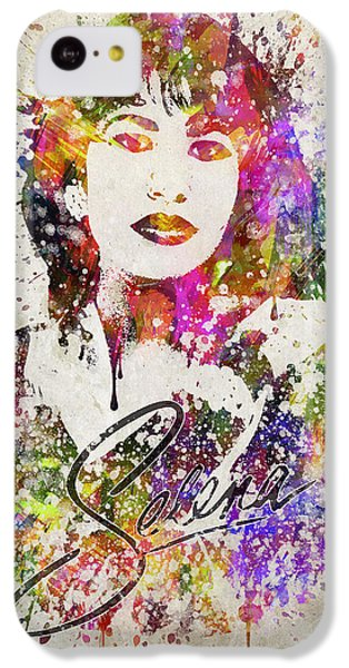 Selena Quintanilla In Color IPhone 5c Case