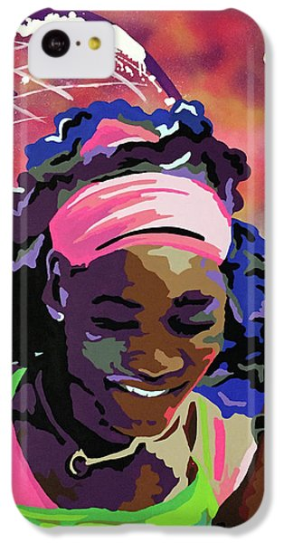 Serena IPhone 5c Case by Chelsea VanHook