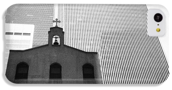 Shadow Of World Trade Center IPhone 5c Case