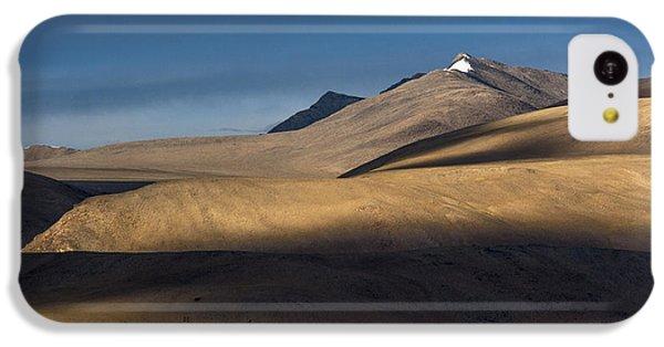Shadows On Hills IPhone 5c Case by Hitendra SINKAR