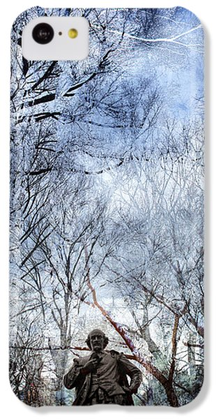 Shakespeare In The Park Collage IPhone 5c Case