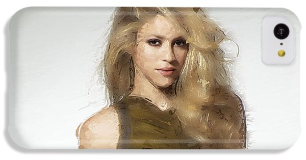 Shakira IPhone 5c Case