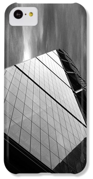 Sharp Angles IPhone 5c Case by Martin Newman