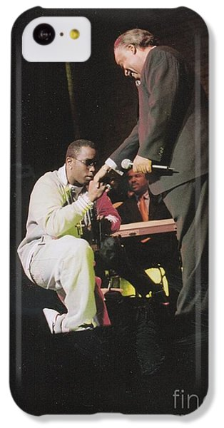 Apollo Theater iPhone 5c Case - Sharpton 50th Birthday by Azim Thomas