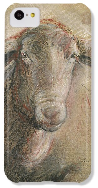 Sheep Head IPhone 5c Case