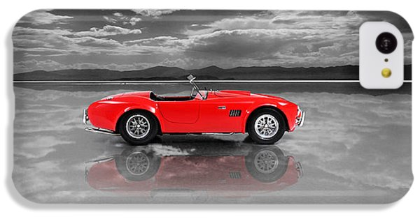 Shelby Cobra 1965 IPhone 5c Case by Mark Rogan