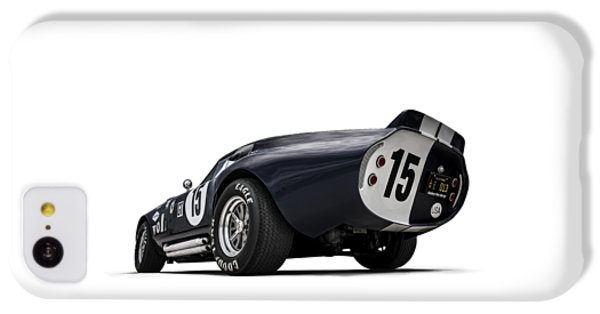 Shelby Daytona IPhone 5c Case by Douglas Pittman