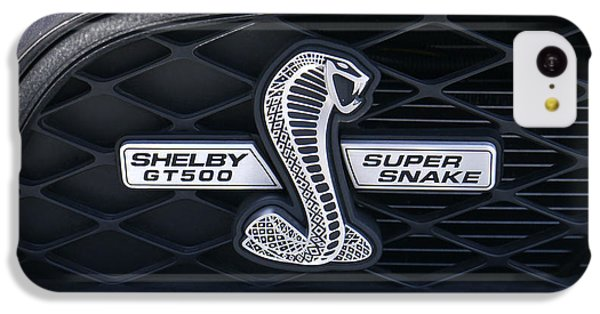 Shelby Gt 500 Super Snake IPhone 5c Case