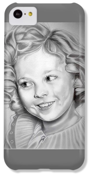 Shirley Temple IPhone 5c Case