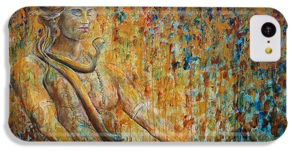 Shiva Meditation 2 IPhone 5c Case