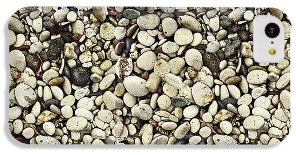 Lake Michigan iPhone 5c Case - Shore Stones 3 by JQ Licensing