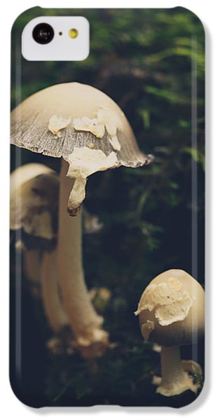 Shroom Family IPhone 5c Case by Shane Holsclaw