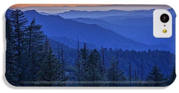 Sierra Fire IPhone 5c Case by Rick Berk
