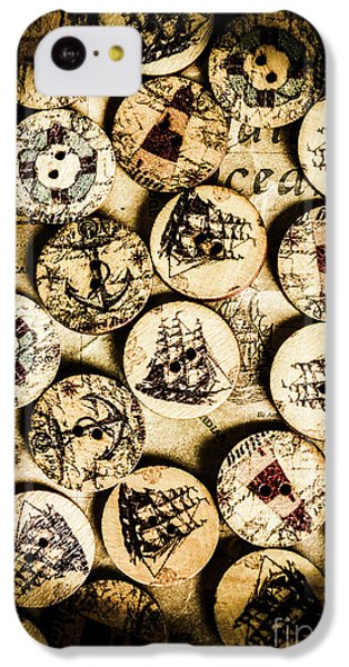 Navigation iPhone 5c Case - Signs Of Seafaring by Jorgo Photography - Wall Art Gallery