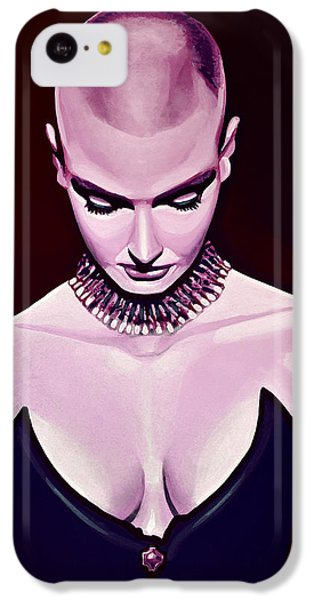 Cobra iPhone 5c Case - Sinead O'connor by Paul Meijering