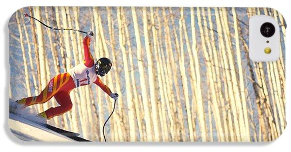 Skiing In Aspen, Colorado IPhone 5c Case