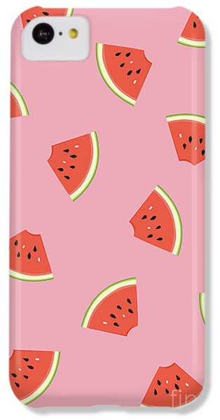 Slice Of Life IPhone 5c Case by Elizabeth Tuck