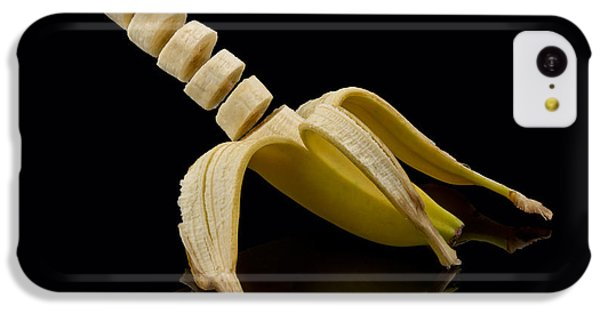 Sliced Banana IPhone 5c Case by Gert Lavsen