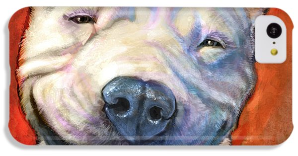 Portraits iPhone 5c Case - Smile by Sean ODaniels