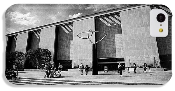 smithsonian national museum of american history building Washington DC USA IPhone 5c Case by Joe Fox