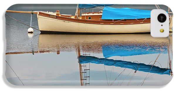 IPhone 5c Case featuring the photograph Smooth Sailing by Werner Padarin