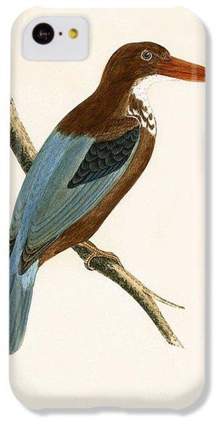 Smyrna Kingfisher IPhone 5c Case by English School