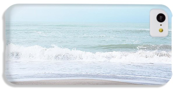 Miami iPhone 5c Case - Soft Waves 2- Art By Linda Woods by Linda Woods