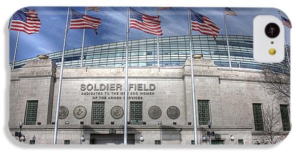 Soldier Field IPhone 5c Case