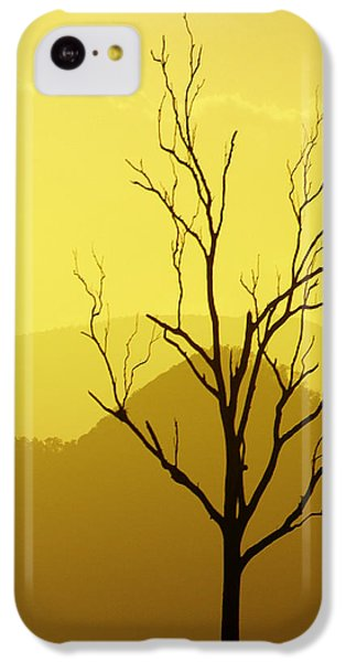 iPhone 5c Case - Solitude by Holly Kempe