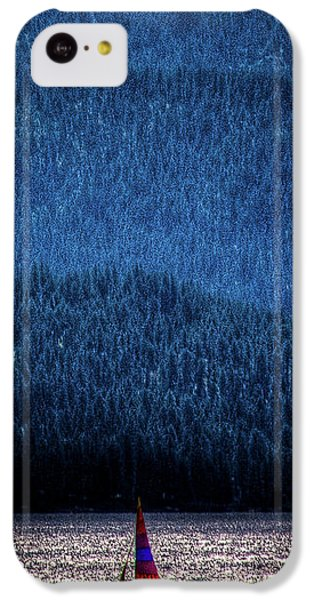 IPhone 5c Case featuring the photograph Solitude On Priest Lake by David Patterson