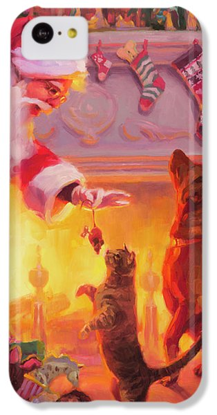 Mice iPhone 5c Case - Something For Everyone by Steve Henderson