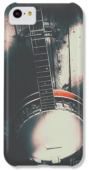 Musical iPhone 5c Case - Sound Of The West by Jorgo Photography - Wall Art Gallery