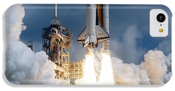 Space Shuttle Launching IPhone 5c Case