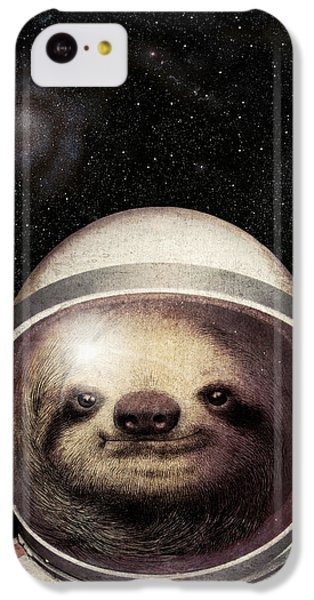 Space Sloth IPhone 5c Case