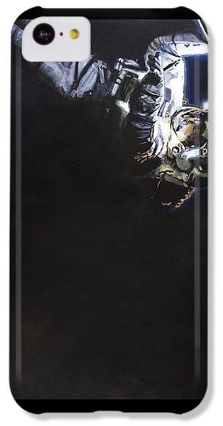 Spacewalk 1  IPhone 5c Case by Simon Kregar